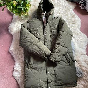 Abercrombie and Fitch Sleeping Bag Puffer